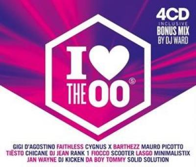 I Love the 00's (4CD)