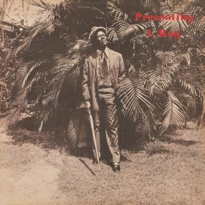 I Roy - Presenting I Roy (LP)