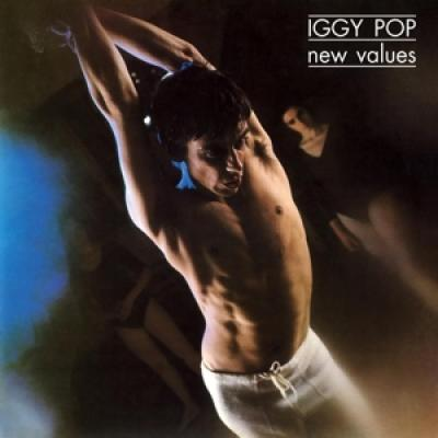 Pop, Iggy - New Values (LP) (cover)