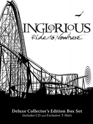 Inglorious - Ride To Nowhere (CD+T-Shirt)