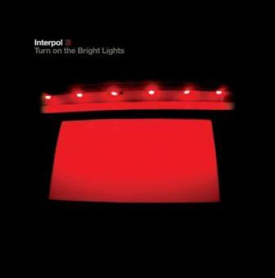 Interpol - Turn On The Bright Lights (LP) (cover)
