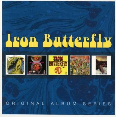 Iron Butterfly - Original Album Series (5CD)