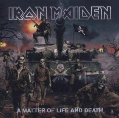 Iron Maiden - A Matter Of Life And Death (cover)