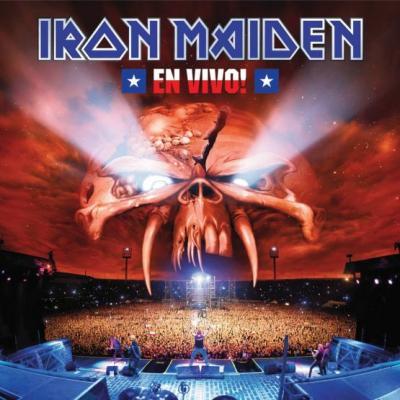 Iron Maiden - En Vivo: Live At Estadio Nacional, Santiago 2011 (2CD) (cover)