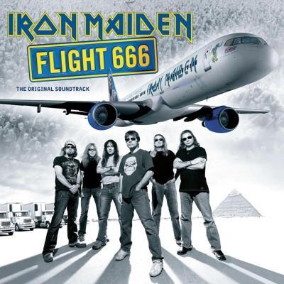 Iron Maiden - Flight 666 (2LP)