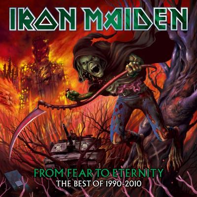 Iron Maiden - From Fear To Eternity (The Best Of) (cover)