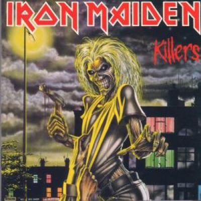 Iron Maiden - Killers (cover)