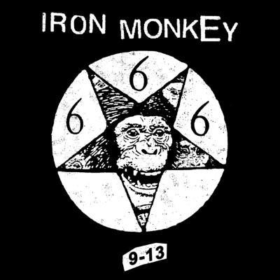 Iron Monkey - 9-13 (LP)