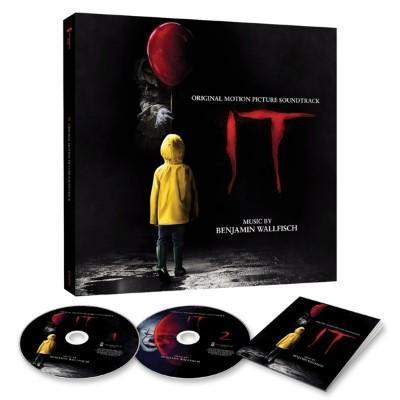 It (OST By Benjamin Wallfisch) (2CD)