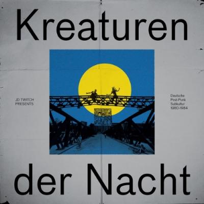 JD Twitch Presents Kreaturen Der Nacht (2LP)