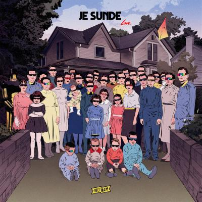 J.E. Sunde - 9  Songs About Love (4CD)