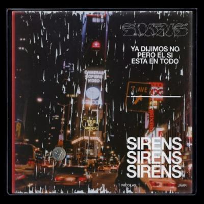 Jaar, Nicolas - Sirens
