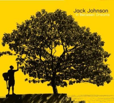 Johnson, Jack - In Between Dreams (cover)