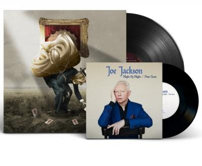 "Jackson, Joe - Fool (LP+7""+Download)"
