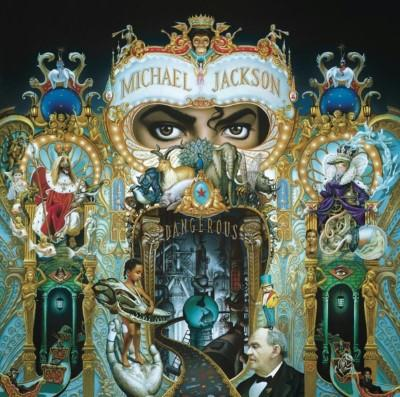 Jackson, Michael - Dangerous (2LP)
