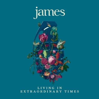 James - Living In Extraordinary Times (2LP)