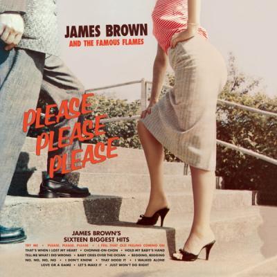 James Brown & The Famous Flames - Please Please Please (Red Vinyl) (LP)