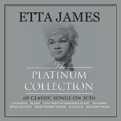 James, Etta - Platinum Collection (3CD)