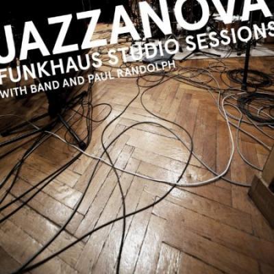 Jazzanova - Funkhaus Studio Sessions (cover)