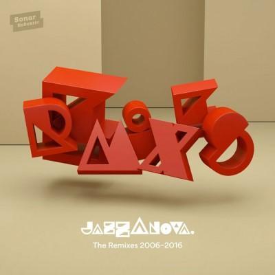 Jazzanova - The Remixes 2006-2016 (2LP)
