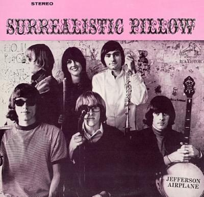 Jefferson Airplane - Surrealistic Pillow (LP)