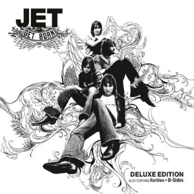 Jet - Get Born (Rarities+B-Sides) (2CD)