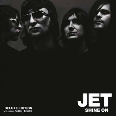 Jet - Shine On (Rarities+B-Sides) (2CD)