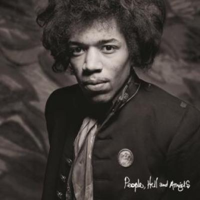 Jimi Hendrix - People, Hell & Angels (cover)