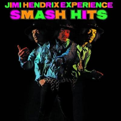 Jimi Hendrix Experience - Smash Hits (cover)