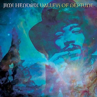 Hendrix, Jimi - Valleys Of Neptune (LP) (cover)