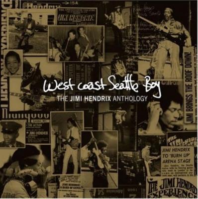 Hendrix, Jimi - West Coast Seattle Boy (4CD+DVD) (cover)