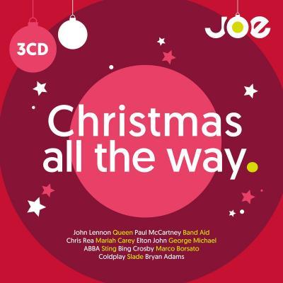 Joe: Christmas All the Way 2018 (3CD)
