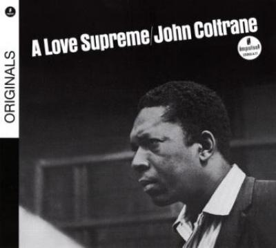 Coltrane, John - A Love Supreme (cover)