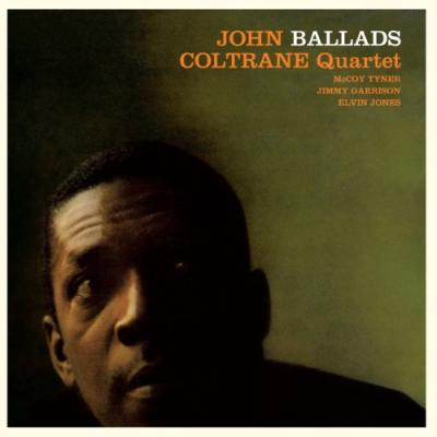 John Coltrane Quartet - Ballads (Orange Vinyl) (LP)