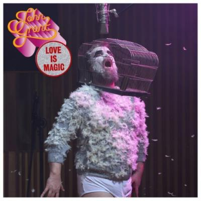 John Grant - Love Is Magic (Coloured vinyl) (2LP+Download)