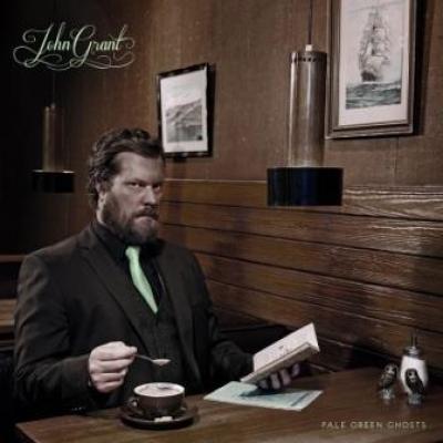 Grant, John - Pale Green Ghosts (Deluxe) (2CD) (cover)