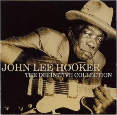 Hooker, John Lee - The Definitive Collection (cover)