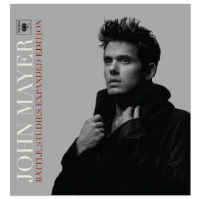 Mayer, John - Battle Studies (Expanded Edition) (cover)