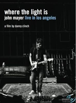 Mayer, John - Where The Light Is (DVD) (cover)