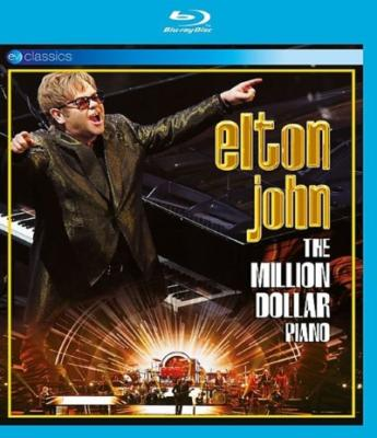 John, Elton - Million Dollar Piano (BluRay)