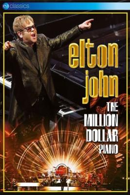 John, Elton - Million Dollar Piano (DVD)
