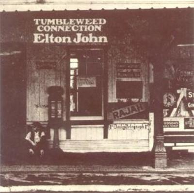 John, Elton - Tumbleweed Connection (LP)