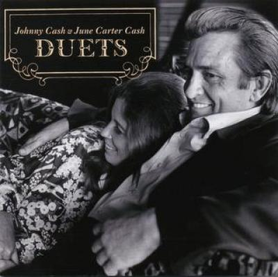 Cash, Johnny & June Carte - Duets (cover)