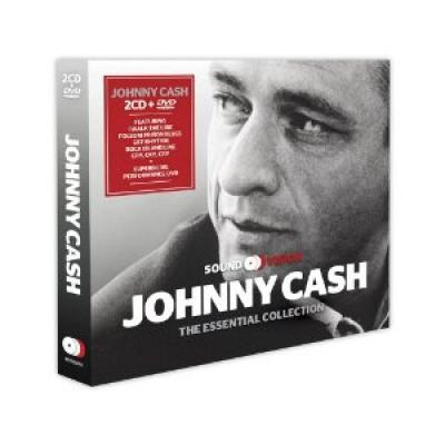 Johnny Cash - The Essential Collection (2CD+DVD) (cover)