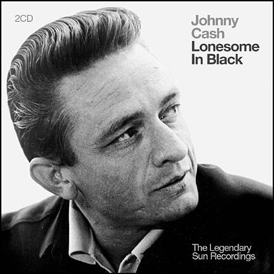 Cash, Johnny - Lonesome In Black (cover)