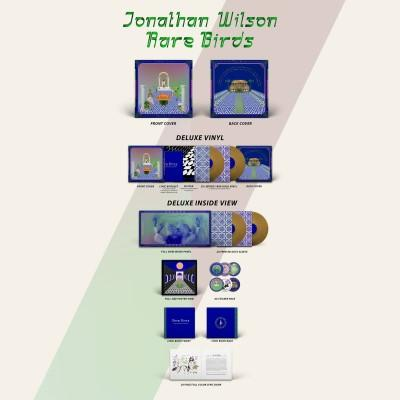 Jonathan Wilson - Rare Birds (Deluxe) (2LP+Download)