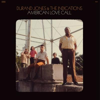 Jones, Durand & The Indications - American Love Call (Transparent Orange Vinyl) (LP)
