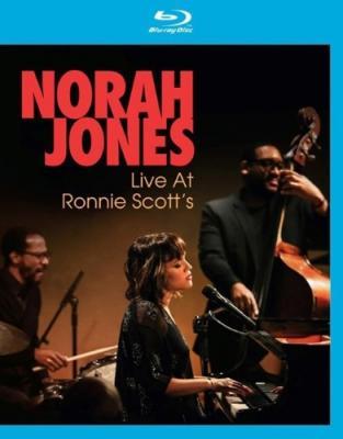 Jones, Norah - Live At Ronnie Scott's (BluRay)