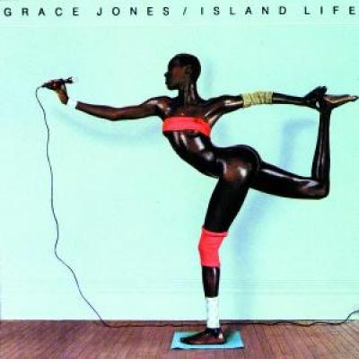 Jones,grace - Island Life (cover)