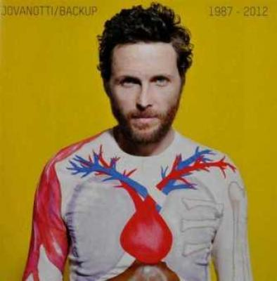 Jovanotti - Back Up 1987-2012 (Best Of) (2CD) (cover)